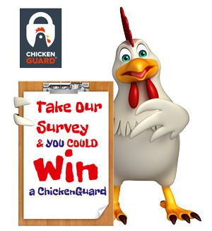 Take the ChickenGuard Survey