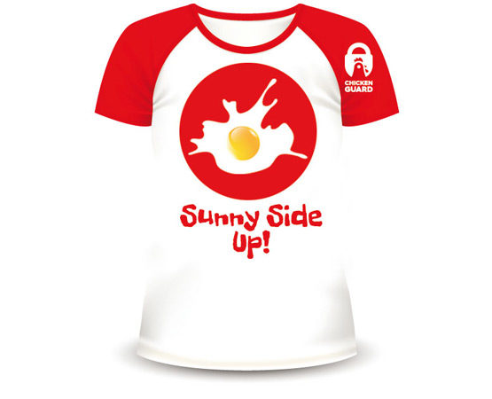 ChickenGuard's Sunny Side Up! T-Shirt