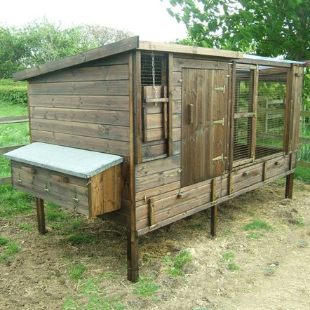 Smiths Sectional Chicken House
