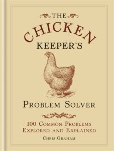 Chicken Keeper's Problem Solver - fabulous gift for chicken keepers